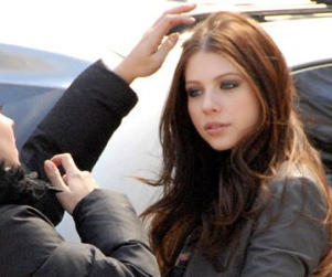 Michelle Trachtenberg Ready to Stir Up Trouble