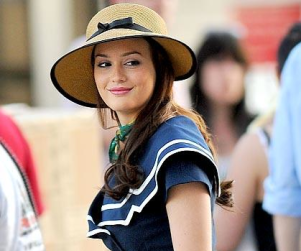 Leighton Meester Ready to Set Sail