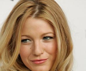 Blake Lively Named World's #9 Sexiest Female