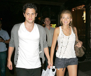 Penn Badgley and Blake Lively Picture of the Day