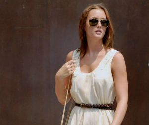 Leighton Meester: Summer in the City