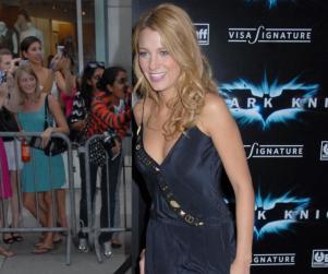 Gossip Girl Cast at The Dark Knight Premiere