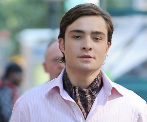 Only Chuck Bass Can Pull Off This Look