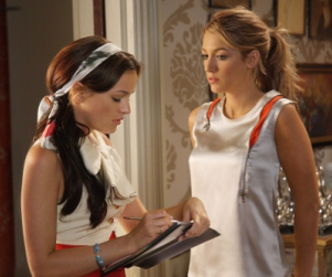 "Gossip Girl Quotes, Pics From ""Never Been Marcused"""