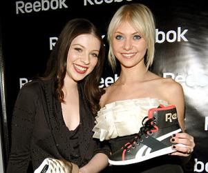 Taylor Momsen, Michelle Trachtenberg and Fancy Footwear