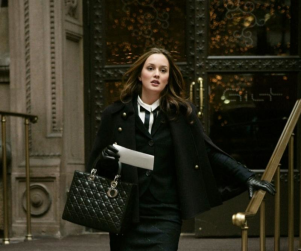"""Gossip Girl Fashion: """"Gone with the Will"""""""