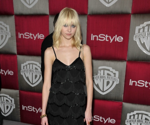 Taylor Momsen at Golden Globe After-Party