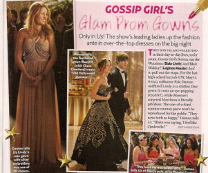 A Gossip Girl Prom Preview
