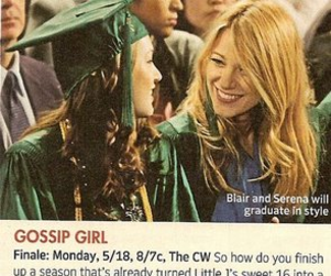 Gossip Girl Spoilers: More Finale Scoop