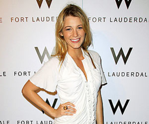 Blake Lively Makes a White Hot Style Statement