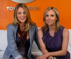 Tory Burch Talks Gossip Girl Fashion, Cameo