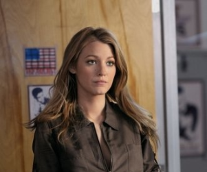 Blake Lively's Hair Featured in the New York Times