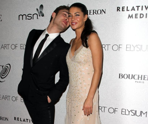 Ed Westwick, Jessica Szohr Reconciliation Confirmed