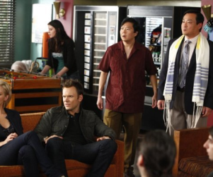 Community: Renewed, Going to the Prom