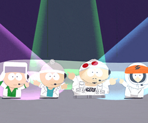 Best of South Park Season Four Quotes