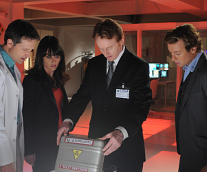 """The Mentalist Review: """"Code Red"""""""