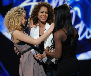 American Idol Exit Interview: Michelle Delamor