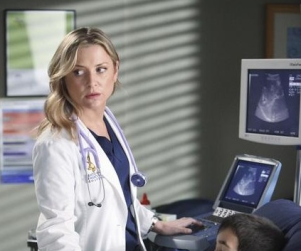 "Grey's Anatomy Round Table: ""Push"""