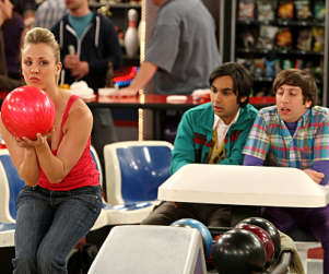 The Big Bang Theory First Look: Sheldon / Wil Wheaton Bowl-Off