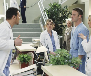 "Grey's Anatomy Review: ""Sympathy for the Parents"""
