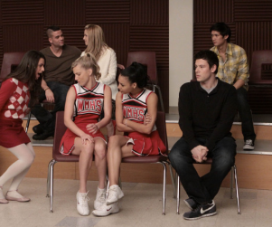 The Return of Glee: Photos Galore!