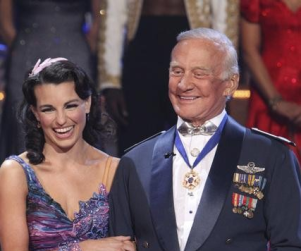Dancing with the Stars Elimination: Buzz Aldrin