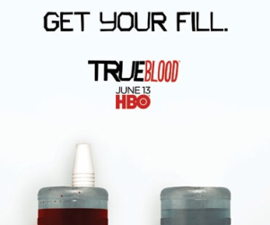 Latest True Blood Poster: Get Your Fill