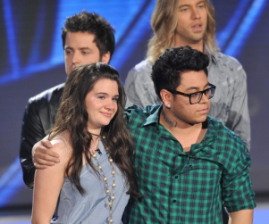 American Idol Eliminates Andrew Garcia and Katie Stevens, Welcomes Back Adam Lambert
