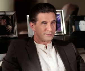 William Baldwin Returning to Gossip Girl This Spring