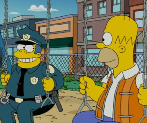 "The Simpsons Review: ""Chief of Hearts"""