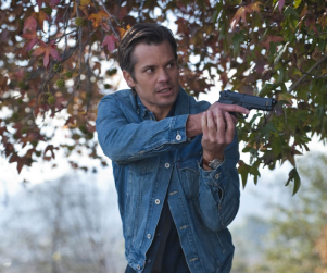 "Justified Review: ""Blind Spot"""