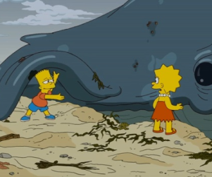 "The Simpsons Review: ""The Squirt and the Whale"""
