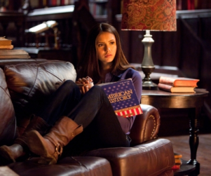 Ahead on The Vampire Diaries: Elena vs. Katherine!