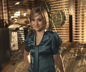 Allison Mack Only to Recur on Smallville