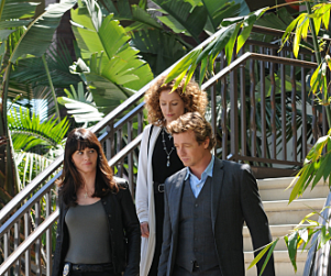 "The Mentalist Sneak Peaks: ""Red Letter"""