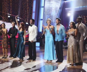Dancing with the Stars Review: Semifinal Showdown