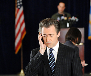 Alan Cumming to Remain on The Good Wife