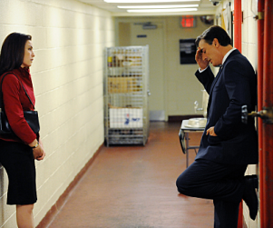 Ahead for Alicia on The Good Wife: Challenges Galore!