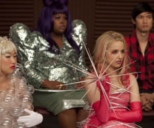 Glee Review: Going Gaga!