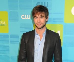 Gossip Girl Stars Attend CW Upfronts
