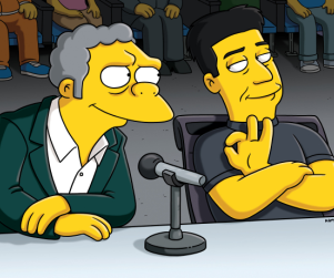 "The Simpsons Season Finale Review: ""Judge Me Tender"""