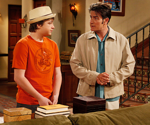 "Two and a Half Men Season Finale Review: ""This Is Not Gonna End Well"""