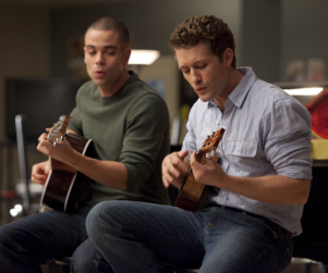 "Glee Season Finale Preview: ""Journey"""