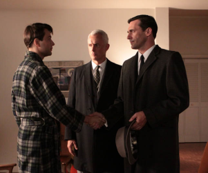 Matthew Weiner (Kind Of) Teases Mad Men Season Four