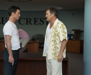"Burn Notice Review: ""Breach of Faith"""