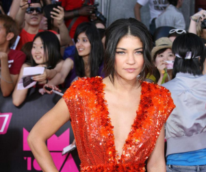 Jessica Szohr Attends MuchMusic Video Awards