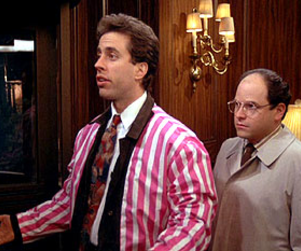 Classic TV Quotes: Seinfeld Season Two