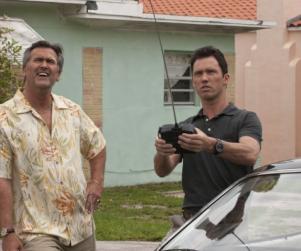 """Burn Notice Review: """"Neighborhood Watch"""""""