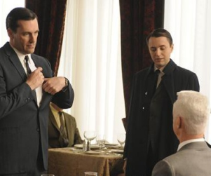 Change on the Way for Mad Men... Sort of