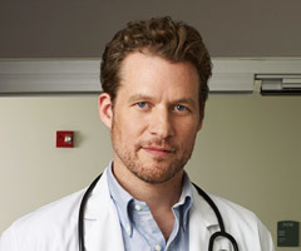 James Tupper Cast on Grey's Anatomy as Andrew Perkins
